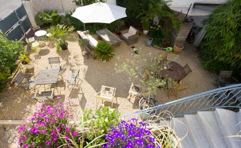 jardin hotel casa cosy