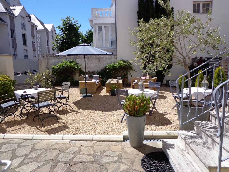 Le Jardin de l'Hôtel Casa Cosy