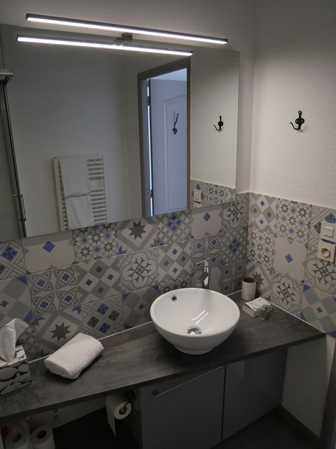 Salle d'eau Annexe Casa Cosy