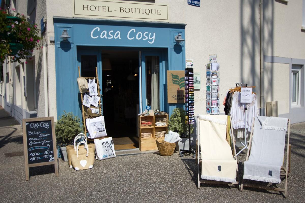 Entrée Casa Cosy