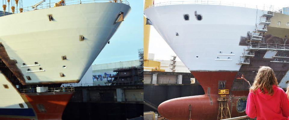 les chantiers navals