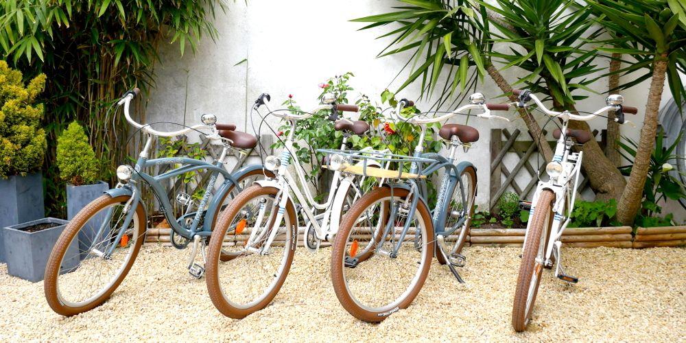 Vélos location Casa Cosy